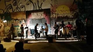 Street Jam Session @ Vallcarca in Barcelona