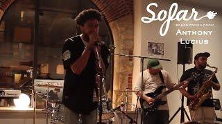 Anthony Lucius - Err'Day | Sofar Chicago