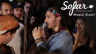Magic Giant - Set On Fire | Sofar NYC